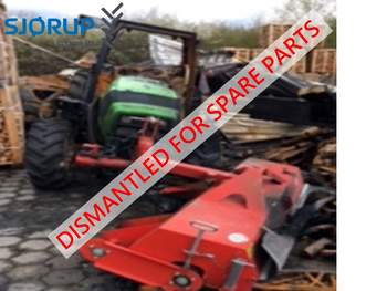 salg af Deutz-Fahr Agroplus 410 traktor