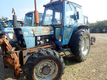 salg af Ford 5600 traktor