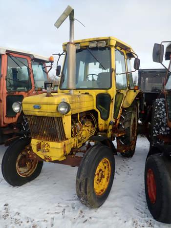 salg af Ford 5610 F II traktor