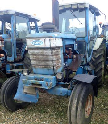 salg af Ford 7710 Force II traktor