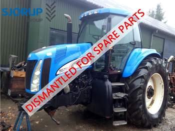 salg af New Holland TG 285 traktor