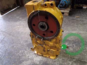 Rear Transmission for construction equipment and machinery - Sjorup