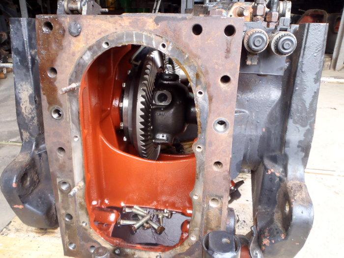 Deutz-Fahr Agrotron 106 Rear Transmission - Tractors Secondhand