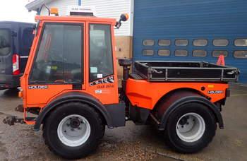 salg af Holder C9.78H traktor