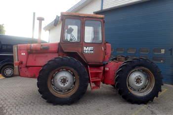 salg af Massey Ferguson 1200 traktor