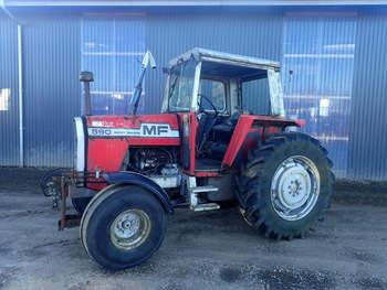 salg af Massey Ferguson 590 traktor