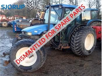 salg af New Holland TN 75 traktor