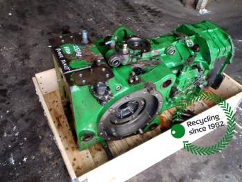 Rear Transmission for tractors - Sjorup Group - Worldwide Export