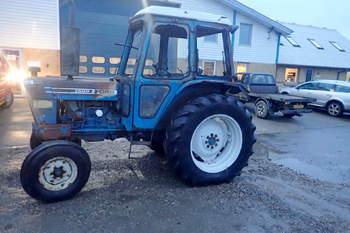 salg af Ford 7600 traktor