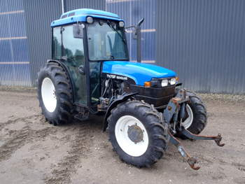 salg af New Holland TN 75 F traktor