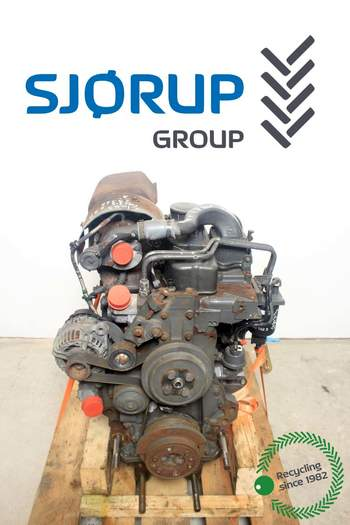 salg af Motor Claas Nectis 237 - Iveco F4CE0354A