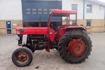 salg af Massey Ferguson 175 traktor