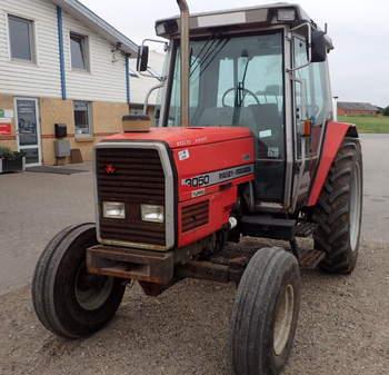 salg af Massey Ferguson 3050 traktor