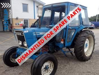salg af Ford 4600 traktor