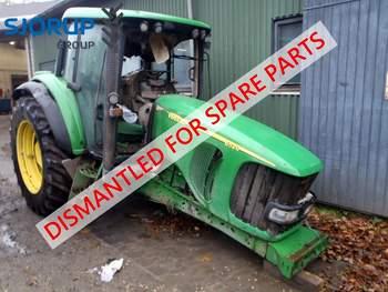salg af John Deere 6520 traktor