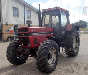 salg af Case IH 1255 XLA traktor