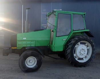 salg af Valmet 705 traktor