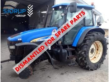 salg af New Holland TM 155 traktor