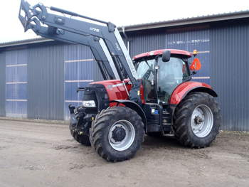 salg af Case IH CVX 160 traktor