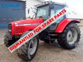 salg af Massey Ferguson 6270 traktor