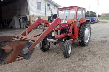 salg af Massey Ferguson 165 X traktor