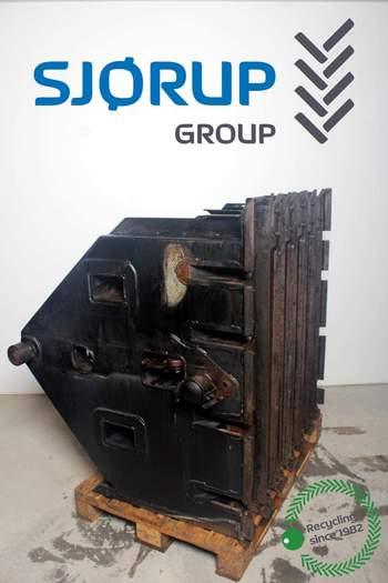 salg af Stempel New Holland BB9090