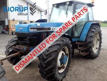salg af Ford 8240 SLE traktor