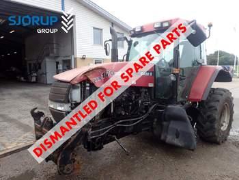 salg af Case MX170 traktor