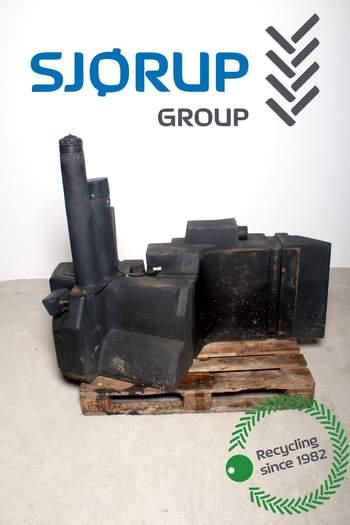 salg af Dieseltank New Holland 8870