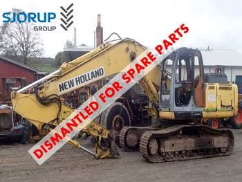 salg af New Holland E265B Gravemaskine