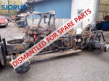 salg af New Holland T7.270 traktor