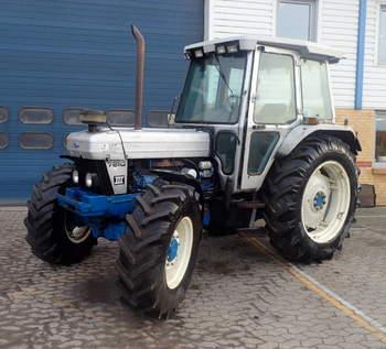 salg af Ford 7810 Silver traktor