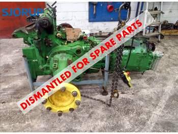 salg af John Deere 6420 traktor