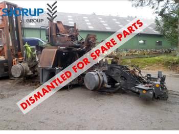 salg af Claas Xerion 4000 traktor