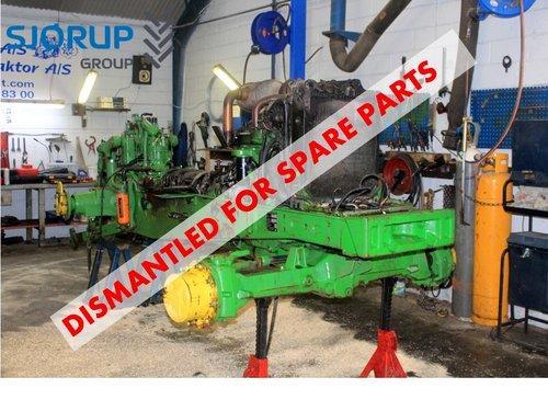 salg af John Deere 6400 traktor
