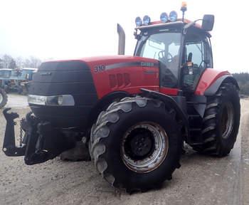 salg af Case IH Magnum 310 traktor