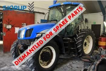 salg af New Holland TSA 125 traktor