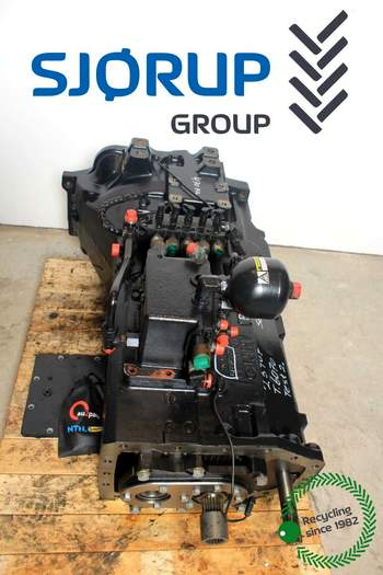 salg af Gearkasse New Holland T6070 RC