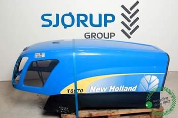 salg af Motorhjelm New Holland T6070