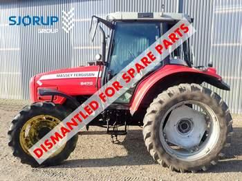salg af Massey Ferguson 6470 traktor