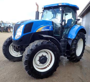 salg af New Holland T 6030 traktor