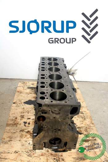 salg af Motorblok Valtra T191 - Sisu 74 CTA-4V