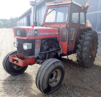 salg af Massey Ferguson 188 traktor