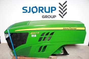 salg af Motorhjelm John Deere 6140 R