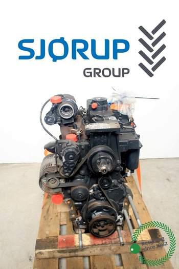 salg af Motor New holland T6010 -  F4CE0434B