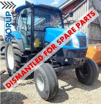 salg af New Holland T6020 traktor