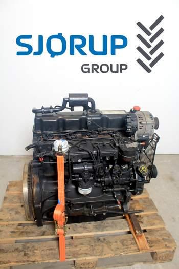 salg af Motor New Holland TS 90