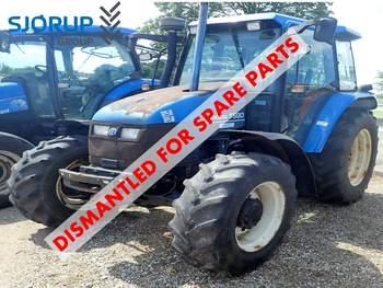 salg af New Holland TS90 traktor
