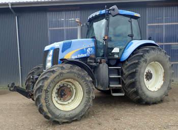 salg af New Holland TG285 traktor