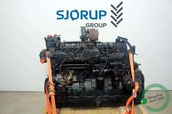 salg af Motor New Holland TVT 190 - Sisu 620